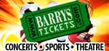 Barry's Tickets